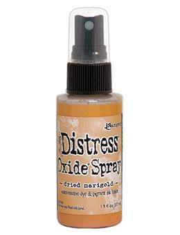 NEW! Tim Holtz Distress® Oxide® Sprays Dried Marigold