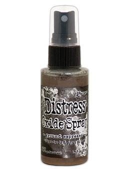Tim Holtz Distress® Oxide® Sprays Ground Espresso Oxide Spray Tim Holtz