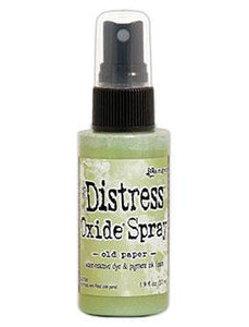 Tim Holtz Distress® Oxide® Sprays Old Paper Sprays Distress
