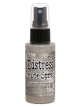 NEW! Tim Holtz Distress® Oxide® Sprays Pumice Stone