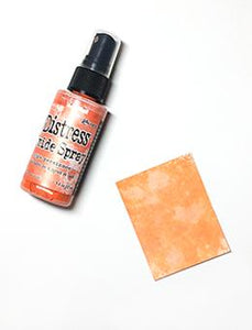 Tim Holtz Distress® Oxide® Sprays Ripe Persimmon Sprays Distress
