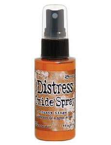 Tim Holtz Distress® Oxide® Sprays Rusty Hinge