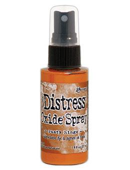 Tim Holtz Distress® Oxide® Sprays Rusty Hinge Oxide Spray Tim Holtz