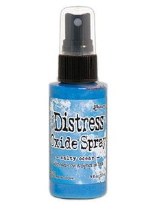 Tim Holtz Distress® Oxide® Sprays Salty Ocean Oxide Spray Tim Holtz