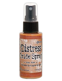 Tim Holtz Distress® Oxide® Sprays Tea Dye Oxide Spray Tim Holtz