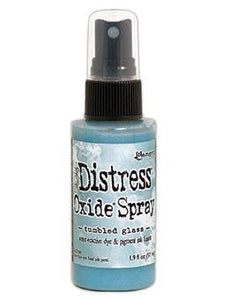 Tim Holtz Distress® Oxide® Sprays Tumbled Glass Sprays Distress