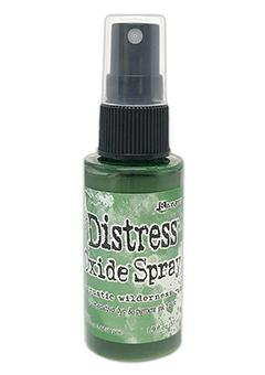 Tim Holtz Distress® Oxide® Spray Rustic Wilderness Sprays Distress
