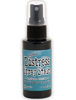 Tim Holtz Distress® Spray Stain Broken China, 2oz Spray Stain Tim Holtz