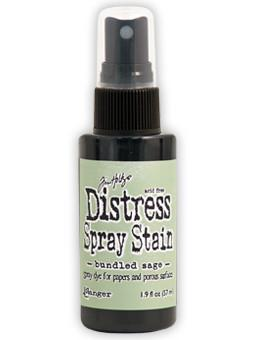 Tim Holtz Distress® Spray Stain Bundled Sage, 2oz Spray Stain Tim Holtz