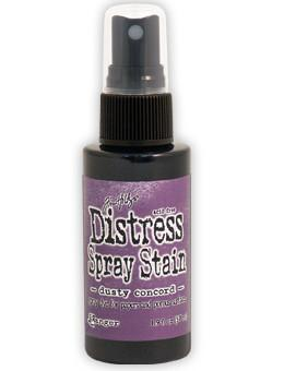 Tim Holtz Distress® Spray Stain Dusty Concord, 2oz