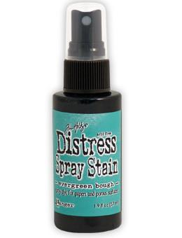 Tim Holtz Distress® Spray Stain Evergreen Bough, 2oz