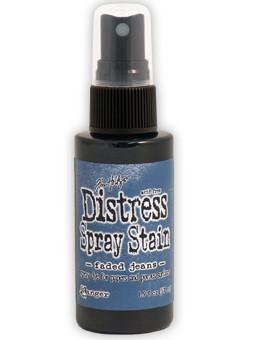Tim Holtz Distress® Spray Stain Faded Jeans, 2oz