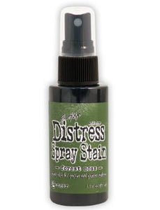 Tim Holtz Distress® Spray Stain Forest Moss, 2oz Spray Stain Tim Holtz