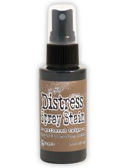 Tim Holtz Distress® Spray Stain Gathered Twigs, 2oz