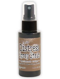 Tim Holtz Distress® Spray Stain Gathered Twigs, 2oz Spray Stain Tim Holtz