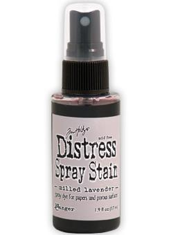 Tim Holtz Distress® Spray Stain Milled Lavender, 2oz