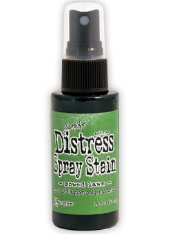 Tim Holtz Distress® Spray Stain Mowed Lawn, 2oz Spray Stain Tim Holtz