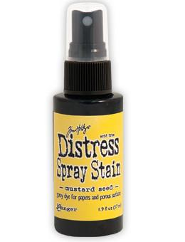 Tim Holtz Distress® Spray Stain Mustard Seed, 2oz