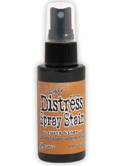 Tim Holtz Distress® Spray Stain Rusty Hinge, 2oz