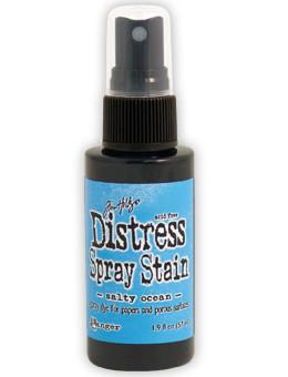 Tim Holtz Distress® Spray Stain Salty Ocean, 2oz Spray Stain Tim Holtz