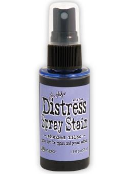 Tim Holtz Distress® Spray Stain Shaded Lilac, 2oz