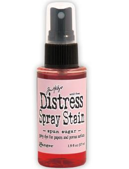 Tim Holtz Distress® Spray Stain Spun Sugar, 2oz