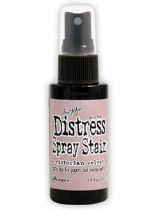 Tim Holtz Distress® Spray Stain Victorian Velvet, 2oz