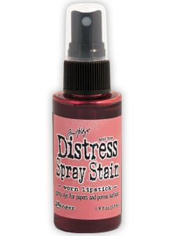 Tim Holtz Distress® Spray Stain Worn Lipstick, 2oz