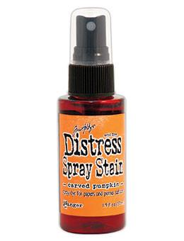 Tim Holtz Distress® Spray Stain Carved Pumpkin, 2oz Spray Stain Tim Holtz