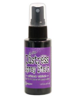 Tim Holtz Distress® Spray Stain Wilted Violet, 2oz