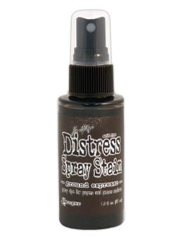 Tim Holtz Distress® Spray Stain Ground Espresso, 2oz Spray Stain Tim Holtz