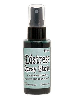 Tim Holtz Distress® Spray Stain Speckled Egg 2oz Sprays Distress