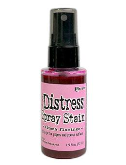 Tim Holtz Distress® Spray Stain Kitsch Flamingo, 2oz Sprays Distress
