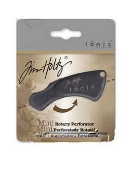 Tim Holtz® Tools by Tonic Studios - Mini Rotary Perforator