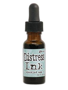 Tim Holtz Distress® Ink Pad Re-Inker Speckled Egg 0.5oz Ink Distress