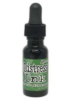 Tim Holtz Distress® Ink Pad Re-Inker Rustic Wilderness 0.5oz Ink Distress