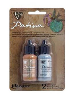 Vintaj® Patina Kit - Treasured Heirloom Kits Vintaj