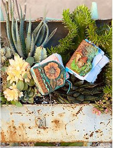 QuickCure Clay Secret Garden with Jamie Dougherty Workshop Ranger Ink