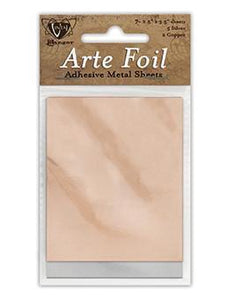 "Vintaj® Arte Foil 2.5"" x 3.5"" Sheets Multi-Pack, 7pc"
