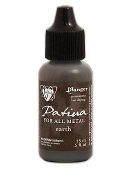 Vintaj® Patina Earth, 0.5oz Paint Vintaj