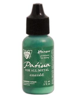 Vintaj® Patina Emerald, 0.5oz