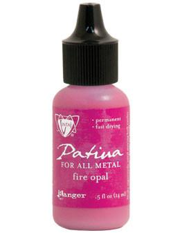 Vintaj® Patina Fire Opal, 0.5oz Paint Vintaj