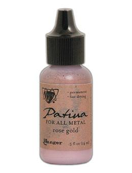 Vintaj® Patina Rose Gold, 0.5oz Paint Vintaj