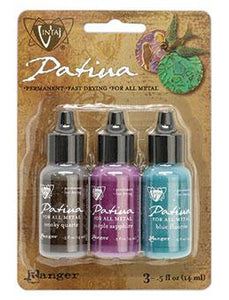 Vintaj® Patina Kit - Gemstone Fair Paint Vintaj