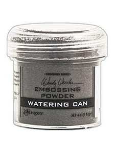 Wendy Vecchi Embossing Powder Watering Can, 1oz Jar Powders Wendy Vecchi