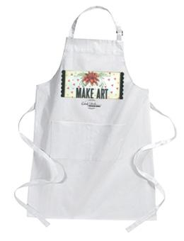 NEW! Wendy Vecchi Canvas Apron