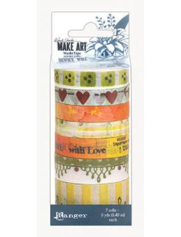 NEW! Wendy Vecchi Washi Tape Assortment 2