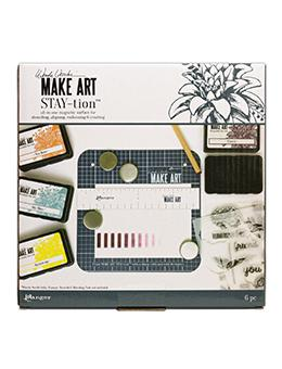 "Wendy Vecchi MAKE ART Stay-tion 7"" Tools & Accessories Wendy Vecchi"