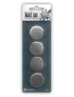 Wendy Vecchi MAKE ART Stay-tion Replacement Magnets 4pc. Tools & Accessories Wendy Vecchi