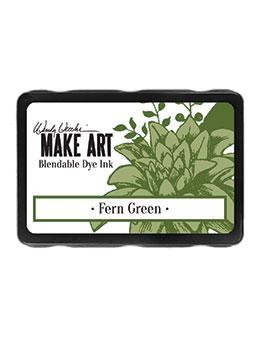 Wendy Vecchi Blendable Dye Ink Pads Fern Green